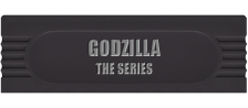 Godzilla - The Series logo