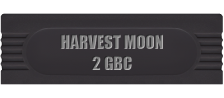 Harvest Moon 2 GBC logo