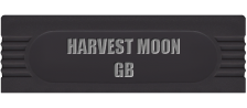 Harvest Moon GB logo