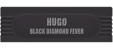 Hugo - Black Diamond Fever logo