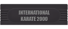 International Karate 2000 logo
