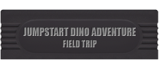 JumpStart Dino Adventure - Field Trip logo