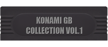 Konami GB Collection Vol.1 logo