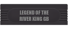 Legend of the River King GB logo