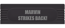 Marvin Strikes Back! logo