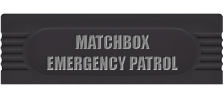 Matchbox Emergency Patrol logo