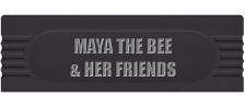 Maya the Bee & Her Friends logo