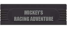 Mickey's Racing Adventure logo