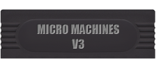 Micro Machines V3 logo
