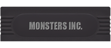 Monsters, Inc. logo