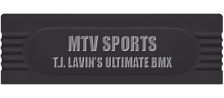 MTV Sports - T.J. Lavin's Ultimate BMX logo