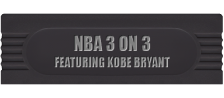 NBA 3 on 3 featuring Kobe Bryant logo