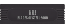 NHL Blades of Steel 2000 logo