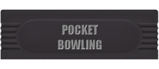 Pocket Bowling logo