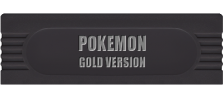 Pokemon - Gold Version logo