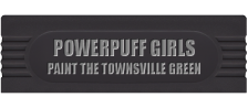 Powerpuff Girls, The - Paint the Townsville Green logo