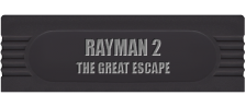 Rayman 2 - The Great Escape logo