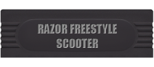 Razor Freestyle Scooter logo
