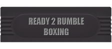 Ready 2 Rumble Boxing logo