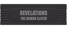 Revelations - The Demon Slayer logo