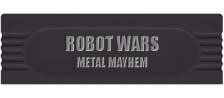 Robot Wars - Metal Mayhem logo