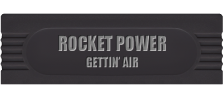 Rocket Power - Gettin' Air logo