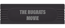 Rugrats Movie, The logo