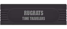 Rugrats - Time Travelers logo