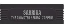 Sabrina - The Animated Series - Zapped! logo
