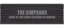Simpsons, The - Night of the Living Treehouse of Horror logo