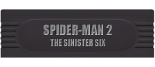 Spider-Man 2 - The Sinister Six logo