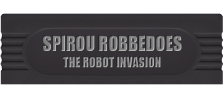 Spirou Robbedoes - The Robot Invasion logo