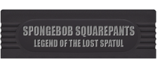SpongeBob SquarePants - Legend of the Lost Spatula logo