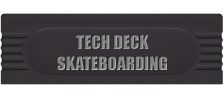Tech Deck Skateboarding logo