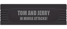 Tom and Jerry in Mouse Attacks! logo