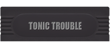 Tonic Trouble logo