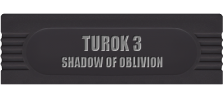 Turok 3 - Shadow of Oblivion logo