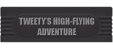 Tweety's High-Flying Adventure logo