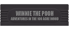 Winnie the Pooh - Adventures in the 100 Acre Wood logo