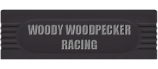Woody Woodpecker Racing logo