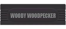 Woody Woodpecker logo