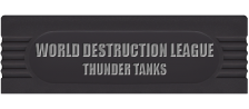 World Destruction League - Thunder Tanks logo