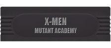 X-Men - Mutant Academy logo