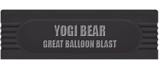 Yogi Bear - Great Balloon Blast logo