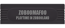 Zoboomafoo - Playtime in Zobooland logo