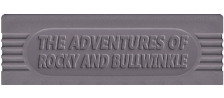 Adventures of Rocky and Bullwinkle and Friends, The logo