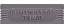 Adventures of Star Saver, The logo