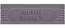 All-Star Baseball 99 logo