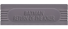 Batman - Return of the Joker logo