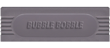 Bubble Bobble logo